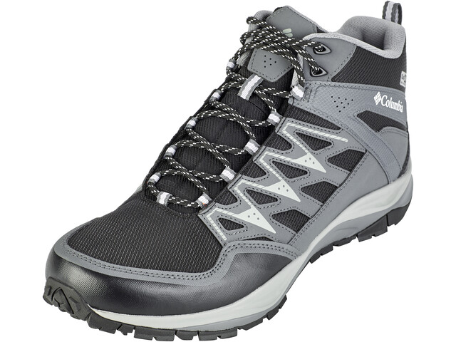 5f912cc187a Columbia Wayfinder Mid Outdry Shoes Men black/white